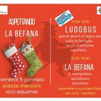 GRANDE FESTA A VICO EQUENSE PER L'EPIFANIA