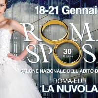 E' on air la campagna di RomaSposa 2018