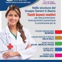 Check up vascolare e check up completi -Gruppo Sanem