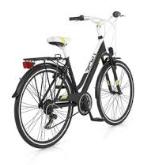 Le city bike da uomo Del Sante coniugano stile e praticità
