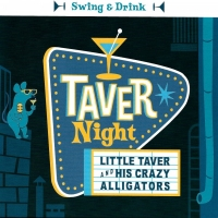 Little Taver & His Crazy Alligators in radio con Tavernight