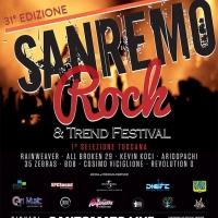Sanremo Rock arriva in Toscana. Il 18 gennaio prima tappa di selezioni live al Santomato (PT)