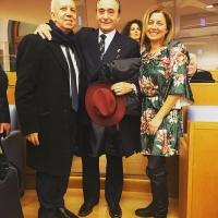 Grande successo per l'Autobiografia del tenore Bruno Venturini