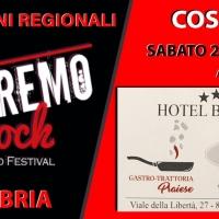 31° Sanremo Rock: iniziano le selezioni live per le band ella Calabria