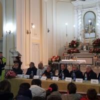"""Partecipazione dell'Istituto Comprensivo Carducci di Mariglianella alla XXIII Mostra-Concorso """"Il Presepe più bello"""" svolta a Scisciano."""