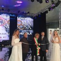 Inaugurata RomaSposa 2018 a La Nuvola