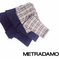 Metradamo, un rilancio dello storico brand di pantaloni di alta gamma