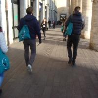 """In Stazione a Padova l'opuscolo """"La Verità sulla Droga"""""""