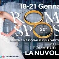 Roma: Nella Nuvola per Spose edizione 2018