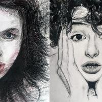 Disegni. Laura Mele espone alla rassegna Le Vie dell'Arte a Cori (LT)