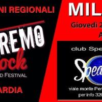 31° Sanremo Rock: terza tappa di selezioni live per le band della Lombradia