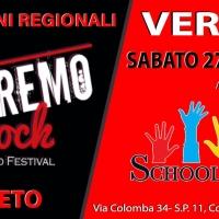 Il 31° Sanremo Rock domani sbarca a Verona per la !^ tappa di selezioni live per il Veneto