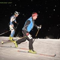 Sci alpinismo in notturna a Forni di Sopra
