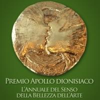 Premio Apollo dionisiaco Roma 2018. L'Annuale di Poesia in voce, Arte in mostra e Critica in semiotica estetica delle opere.