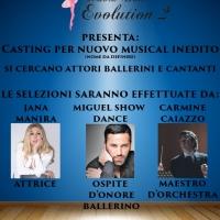 Casting per Nuovo Musical inedito alla Scuola Dance Evolution 2