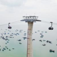 Doppelmayr apre la funivia più lunga del mondo