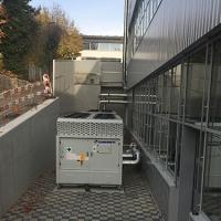 Sustainable Cooling per l'impianto produttivo di Victorinox Swiss Army Watch