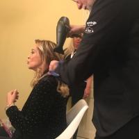 Sanremo 2018: Al Pacino Look Maker sceglie la qualità della linea Gold Dust per curare l'immagine di VIP e nuove proposte
