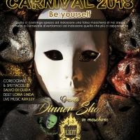 Carnival Party 2018 al Teatro Alberti di Desenzano D/G