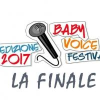 La finale del Baby Voice Festival sabato 10 febbraio a Bertinoro