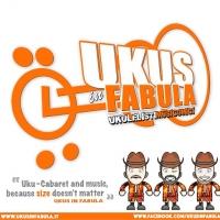 Ukus in Fabula ritornano a Roma,venerdi 9 febbraio a Bottega Quattro e sabato 10 febbraio al Big Star