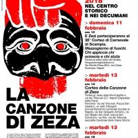 """Napoli: Il Gruppo Operaio """"E Zezi"""" partecipa al Carnevale 2018 con """"La Canzone di Zeza"""". (Scritto da Antonio Castaldo)"""