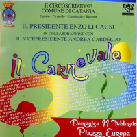 Carnevale 2018, tutti in piazza Europa a Catania