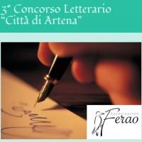 """3° Concorso Letterario """"Città di Artena"""""""