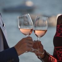 LAKE GARDA IN LOVE: CUORE ROSÉ