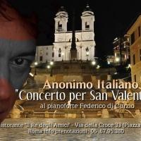 Anonimo Italiano concerto per San Valentino