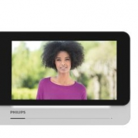 Con Philips Welcome Eye Connect rispondi e apri a chi suona ovunque tu sia, direttamente dallo smartphone!