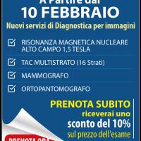 Mammografia a Siracusa? a Villa Rizzo da febbraio 2018 reparto con nuovi servizi di diagnostica per immagini.