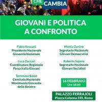 16.02.18 Giovani e Politica a confronto