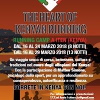 Corsa, benessere, cultura nel cuore degli altipiani del Kenya