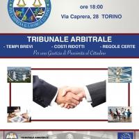 TRIBUNALE ARBITRALE PER L'IMPRESA, IL LAVORO E LO SPORT