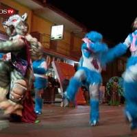 Carnevale di Villa Literno - Rione Pagliarelle Via Roma Vincitore 2018