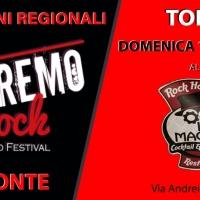 31° Sanremo Rock: seconda tappa di selezioni live in Piemonte