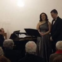 Caloroso successo per il Recital lirico al Museo del Corallo