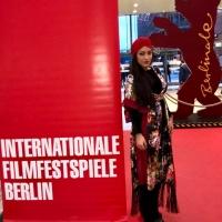 BERLINALE 2018: Eles Italia enfatizza la radiosa bellezza di Stefania Marchionna