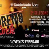 Sanremo Rock torna in Toscana: 2^ tappa di selezioni live a Pistoia
