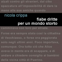 """Leucotea Project annuncia l'uscita del nuovo romanzo di Nicola Crippa """" FIABE DRITTE PER UN MONDO STORTO"""""""