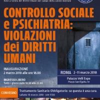 CONTROLLO SOCIALE E PSICHIATRIA: VIOLAZIONI DEI DIRITTI UMANI