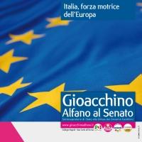 """Europa e sicurezza. Gioacchino Alfano: """"Come Sottosegretario alla Difesa ho prove certe che è necessario restare in Europa"""""""