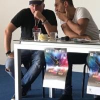 Germanelli e Mignogna autori nella compilation della Serie Tv Canale 5 Immaturi