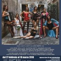 """""""Le Dissolute Assolte"""" tornano in scena al Teatro Arciliuto di Roma (27 Febbraio - 18 Marzo 2018)"""