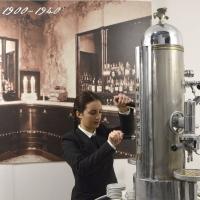 Caffè Milani a RistorExpo Viaggio dalla macchina a vapore all'espresso e miscele per ogni gusto e menu