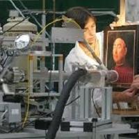 Opere d'arte: dalla fisica arriva Machina, l'acceleratore di particelle per la diagnostica