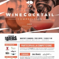 WineCocktail Competition 2018 per Telethon