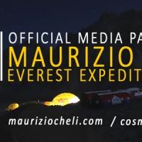 """COSMOBSERVER media partner della """"Everest Expedition 2018"""" dell'astronauta italiano Maurizio Cheli"""