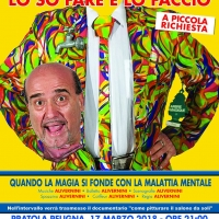 COMICITA' E MAGIA IN SCENA AL TEATRO D'ANDREA GRAZIE AL MAGICO ALIVERNINI IL 17 MARZO